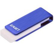 忆捷 F50 256G USB3.0高速金属U盘 蓝色