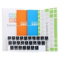 至臻诚品 Ps&Ai二合一快贴 快捷键键盘贴 绘画板 数位板拍档产品图片主图