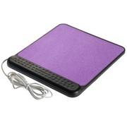 RantoPad HOT-USB 电热鼠标垫 黑紫