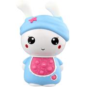 火火兔 阿李罗儿童早教学习故事机 F3-2G糖果果0-3-3-6岁启智玩具魔音变声 英语学习 浅蓝色
