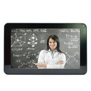 巧智 学生平板学习电脑 9寸大屏安卓学习双系统九门功课同步辅导小学中学名师视频 A-9 白色8G版