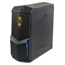 神舟 战神G60-i7 D2 主机(i7-4770K 8G 1TB 120G SSD GTX760 静音 水冷多风道散热)产品图片主图