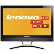 联想 IdeaCentre C560 23英寸一体电脑(G3240T 4G 1T 2G独显 DVD刻录 win8.1)黑色