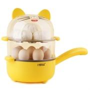 十度良品 SD-239 全能小电锅 电煮锅 电煎锅 电炒锅 双层蒸煮