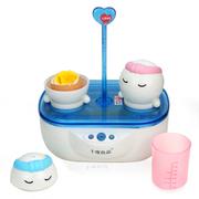 十度良品 SD-906情侣温泉煮蛋器 创意 蒸蛋器