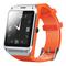 特兰恩 韩国CASMELY 智能蓝牙手表 多功能手表手机 插卡智能手表穿戴式腕表追踪器电子健康手环 黑色产品图片4