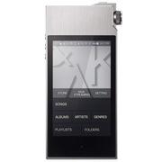 艾利和 AK120Ⅱ 128GB HiFi便携音乐播放器 双芯平衡输出 支持DSD128 全屏触摸 石银色
