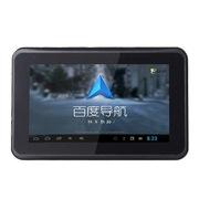 E路航 M70+DVR 便携式GPS导航仪 行车记录仪 百度地图 WIFI更新 终身免费升级