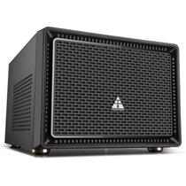 金河田 21+预见 N-1 MINI 魔力黑机箱 (原生U3/10秒开机SSD/水冷/原生支持标准大电源)产品图片主图