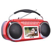 先科 户外广场舞大功率多功能便携式拉杆教学视频扩音器音箱/音响 CDA-595