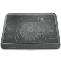 IT-CEO V7F7 冰冷型笔记本电脑散热器/垫 散热底座 USB扩展HUB 冲网面板 人体工学设计 黑色产品图片主图