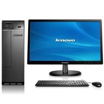联想 H3000 台式电脑(奔腾J2900 4G 1T 1G独显 DVD 百兆网卡 Win8.1)产品图片主图