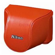 尼康 CB-N2000 Nikon1 J1/J2 专用相机包 白色 橙色