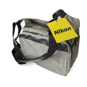 尼康 nikon/原装包 D7000 D90 D5200 D3300 D3200相机摄影包 米灰色休闲/软包