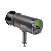 金贝 HD-600W手持一体专业外拍闪光灯外拍灯街拍婚纱外拍户外摄影器材送TRS 遥控发射器