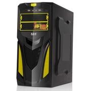 大水牛 神牛8(黄色/支持ATX大板/显卡支持29CM/硬朗游戏风格)
