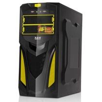 大水牛 神牛8(黄色/支持ATX大板/显卡支持29CM/硬朗游戏风格)产品图片主图