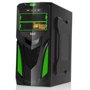 大水牛 神牛8(绿色/支持ATX大板/显卡支持29CM/硬朗游戏风格)