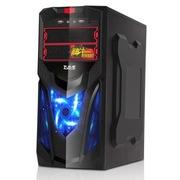 大水牛 神牛8(黑色/支持ATX大板/显卡支持29CM/硬朗游戏风格)