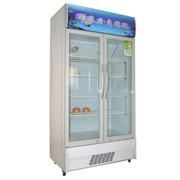华美 LC-780 780升两门立式展示柜 冷藏柜 陈列柜 点菜柜