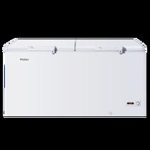 海尔 BC/BD-829HN 829升卧式冷柜顶盖门单温冷冻冷藏转换冰柜(白)产品图片主图