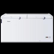 海尔 BC/BD-719HK 719升商用卧式单温冷柜卧式双门大冰柜(白)