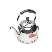 中宝炊具(Zoombo) 奥斯波特鸣音鸣笛烧水壶K型4L 燃煤气电磁炉通用