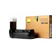 尼康 MB-D80竖拍手柄 尼康D80 D90相机手柄 电池盒