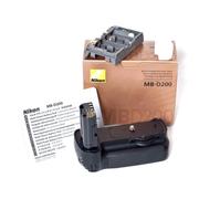尼康 D200手柄 MB-D200 D200相机 竖拍手柄 电池盒