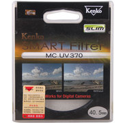 肯高 SLIM MC UV 370  多层镀膜  超薄  UV镜  保护镜 40.5mm