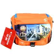 佳能 EOS初级风景相机包  原装单反单肩背包 (小号) 橙色