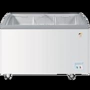 海尔 SC/SD-332 260升商用展示柜卧式冷柜玻璃门单温一室转换冰柜