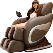 怡禾康 YH-9300D按摩椅太空舱零重力3D零空间全身电动按摩椅 咖啡色