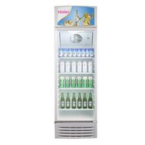 海尔 SC-240 立式冷柜单温冷藏展示冰吧啤酒饮料柜立式单门冰柜产品图片主图