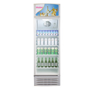 海尔 SC-300JA 单温冷藏展示冰吧啤酒饮柜立式单门冰柜