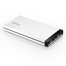 SKG 智能移动电源 5802 8000mAh手机平板通用超薄大容量充电宝产品图片主图