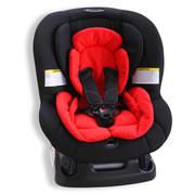 葛莱(GRACO) 美国(GRACO)儿童汽车安全座椅 宝贝迷你 8H98 0~4岁正反安装 红色