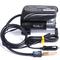风劲霸 车载充气泵汽车打气泵 台湾独创蓝光便携式时尚充气泵LG500产品图片2