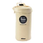 尼康 80周年镜头筒KLL-003(31.5X23X12cm)(米色)
