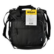 尼康 Nikon  单肩双肩多用途摄影包NOGB-002 适用单反D4D800 D700黑色