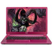 宏碁 V5-473G-54204G50app 14寸笔记本(i5-4200U/4G/500G/GT750M/蓝牙/摄像头/Win8/粉色)
