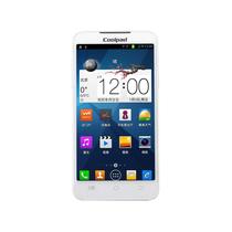 酷派 7251 联通3G手机(白色)WCDMA/GSM双卡双待单通非合约机产品图片主图