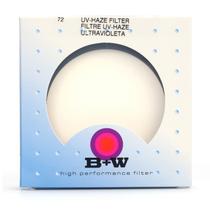 B+W B W  72mm PRO UV 铜圈 72mm 单层镀镆UV镜 滤镜产品图片主图