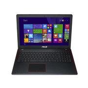 华硕 飞行堡垒FX50 15.6英寸笔记本(i7-4710HQ/4G/1T/GTX850M/Win8/暗红色)