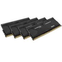 金士顿 骇客神条 Predator系列 DDR4 2400 16G(4GBx4)台式机内存(HX424C12PBK4/16)产品图片主图