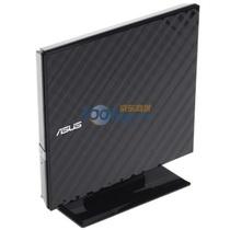 华硕 SDRW-08D2S-U 8速 外置DVD刻录机(黑色)产品图片主图