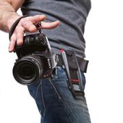 贝嘉 单反相机带 单反相机护腕带手腕带HS+(含快装板 可单独使用) HS 含快装板