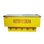 星星 SD-516BP 516升商用展示柜卧式冷柜单温冷冻玻璃门