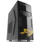 先马 破坏神9 游戏机箱(USB3.0/兼容SSD/Intel TAC2.0/支持长显卡/黑化处理/全铁网防尘)