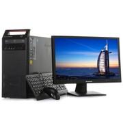 联想 扬天T4900v-00 台式电脑 (i3-4160 4G 500G DVD 千兆网卡 WN7)